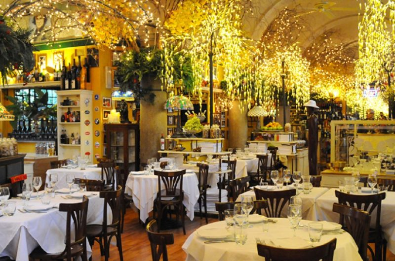 Milan Restaurants 1